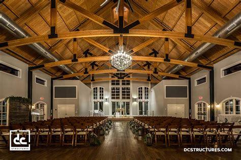 Wedding Barn Kits & Barn Event Venues