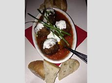 Spiced Lamb Meatballs Yelp