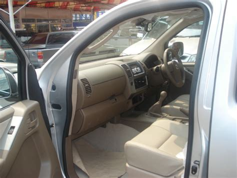 nissan navara 2008 interior 2015 philippines pickup navarra hilux autos post