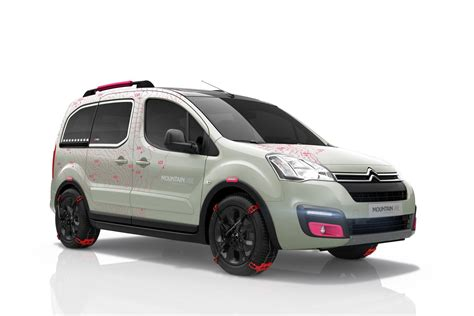 Facelifted Citron Berlingo Multispace To Debut In Geneva