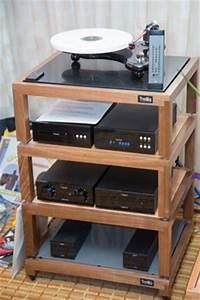 Hifi Rack Ikea : another great looking hifi rack built from ikea lack side tables so clean and professional ~ Watch28wear.com Haus und Dekorationen