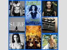 January Calendar Girl By Audrey Carlan book casting