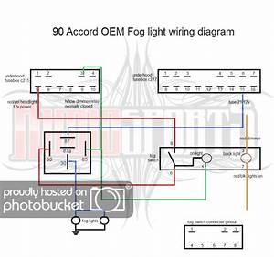 Oem Fog Light Wiring Diagram - Cb7tuner Forums