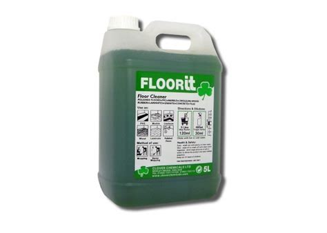 Clover Floorit Neutral Floor Cleaner   Floor Cleaners