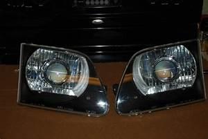 2002 F150 Spyder Headlight Question