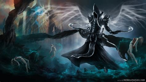 Malthael Animated Wallpaper - hd diablo 3 wallpapers 80 images