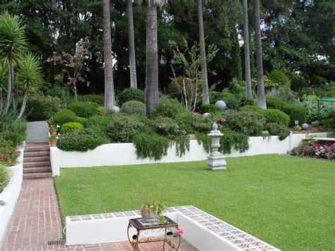 backyard slope landscaping hillside landscaping how to landscape a slope landscaping network