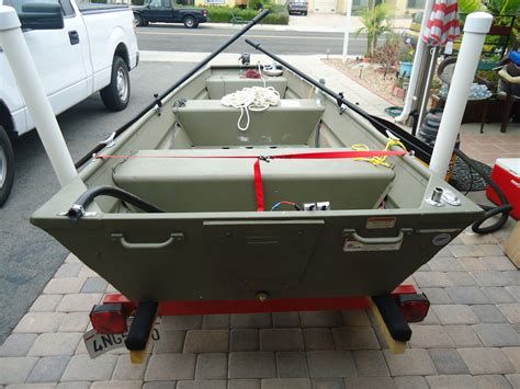 Tracker Jon Boats For Sale by For Sale 12 Tracker Topper Jon Boat W Trailer 400 00