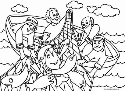 Bible Coloring Pages Character