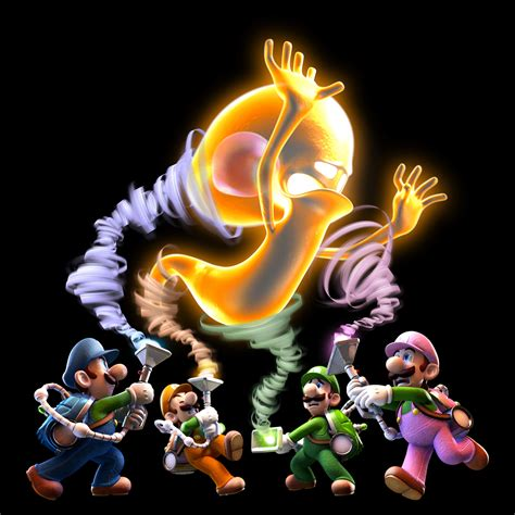 Luigis Mansion My Nintendo News