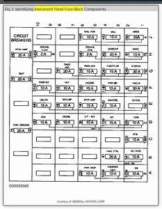 2001 Pontiac Montana Fuse Box Diagram  Pontiac  Auto Parts Catalog And Diagram