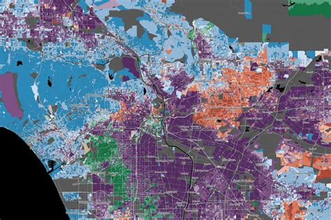 see u s racial and ethnic diversity mapped block by block