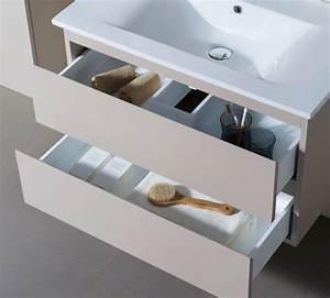 Meubles, lave mains, robinetteries Meuble SDB Meuble salle de bain, double vasques, suspendu