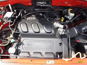 2003 Ford Escape Xls V6 4wd 3 0 Liter Dohc 24