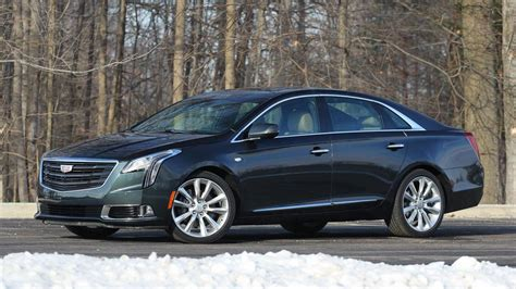 2018 Cadillac Xts Vsport Review Not That Kind Of V