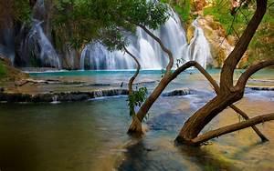 Free Hd 3d Wallpapers Widescreen Waterfalls Download