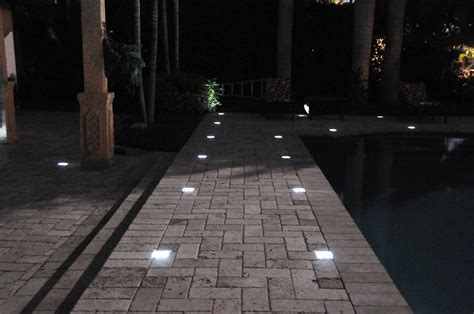 solar brick paver lights benefits of using solar paver lights the wooden houses