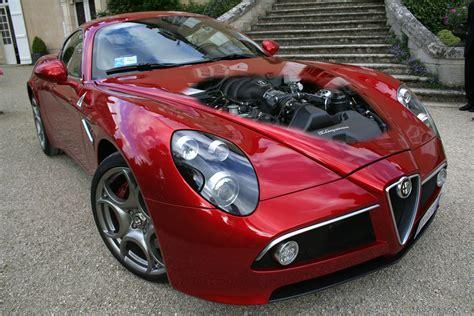 Essai Alfa Romeo 8c Competizione Motorlegend