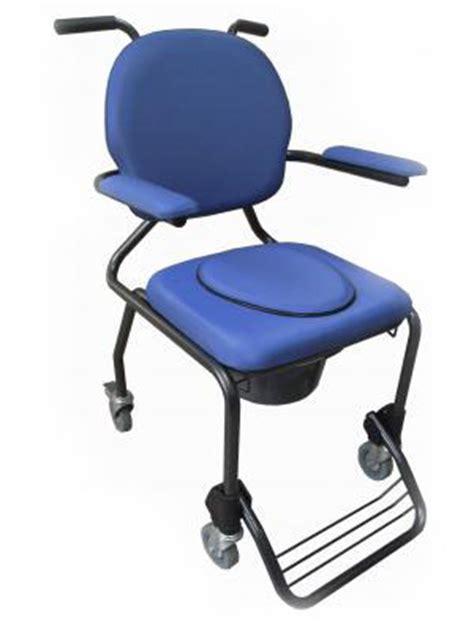 chaise percée à roulettes chaises hygiéniques impact santé
