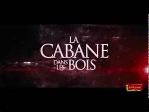 La Cabane Dans Les Bois Bande Annonce : la cabane dans les bois bande annonce vf film d 39 horreur page facebook youtube ~ Medecine-chirurgie-esthetiques.com Avis de Voitures