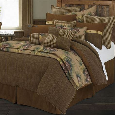 Crestwood 45 Pc Rustic Comforter Bed Set
