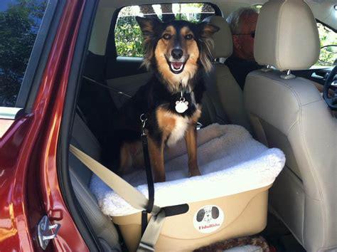 6 Best Dog Car Seats In 2018