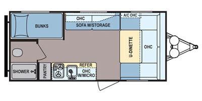 2013 coleman travel trailer floor plans 2013 coleman by dutchmen expedition lt series m 16bh specs