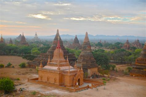 Time Travel Exploring Myanmar's Ancient Treasures