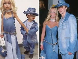 See the Britney & Justin Costumes That Won Spears' Seal of ...