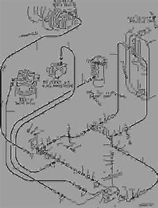 Hydraulic Piping  Winch Brake And 3