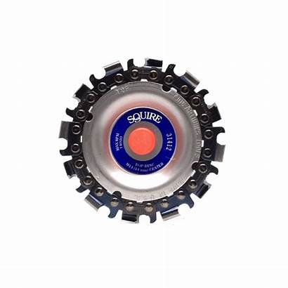 Squire Discs Grinder Chainsaw Tooth Angle Metric