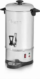 SWAN ELECTRIC 10 LITRE COMMERCIAL CATERING URN TEA COFFEE ...