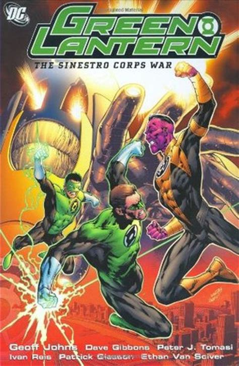 green lantern vol 5 the sinestro corps war vol 2 by