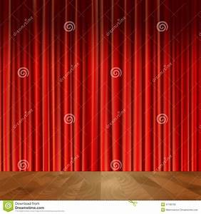 theater curtains background stock vector image 47195765 With red curtain background vintage