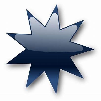 Shiny Star Clip Clipart Svg Onlinelabels Sophokles