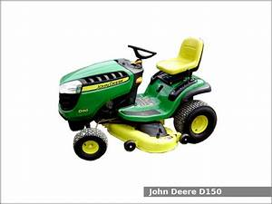John Deere D150 Lawn Tractor  Review And Specs