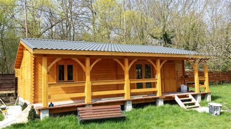 bureau scandinave occasion chalet habitable de 70m2 en bois en kit