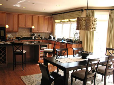 Pure Style Home Client Project Kitchen & Family Room Plans