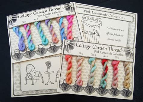 Laraine's On Capri New Cottage Garden Threads Exclusive