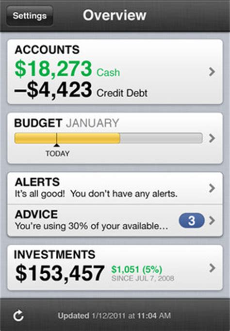 best budget app for iphone top 5 budget and personal finance apps for iphone imore