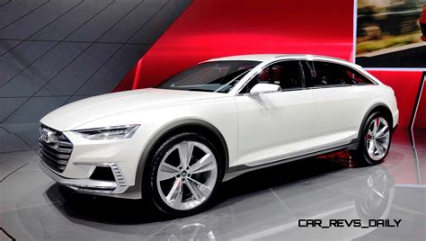 Real Life Photos Show Sexier 2018 Audi Prologue Allroad
