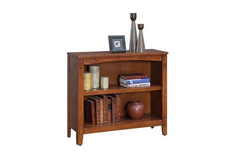 Small Cherry Bookcase by Small Cherry Maclay Bookcase 801205 At Gardner White