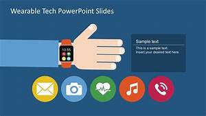buy professional powerpoint templates - free wearable technology powerpoint slide
