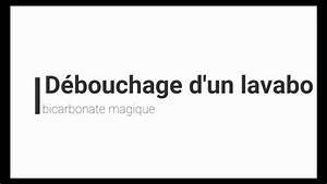 Déboucher Évier Bicarbonate : d boucher un vier avec du bicarbonate de soude youtube ~ Dode.kayakingforconservation.com Idées de Décoration