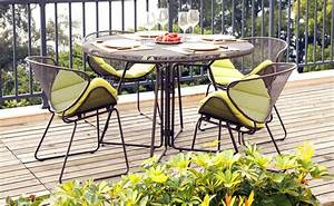 Salon De Jardin Couleur : awesome salon de jardin acier couleur ideas awesome interior home satellite ~ Teatrodelosmanantiales.com Idées de Décoration