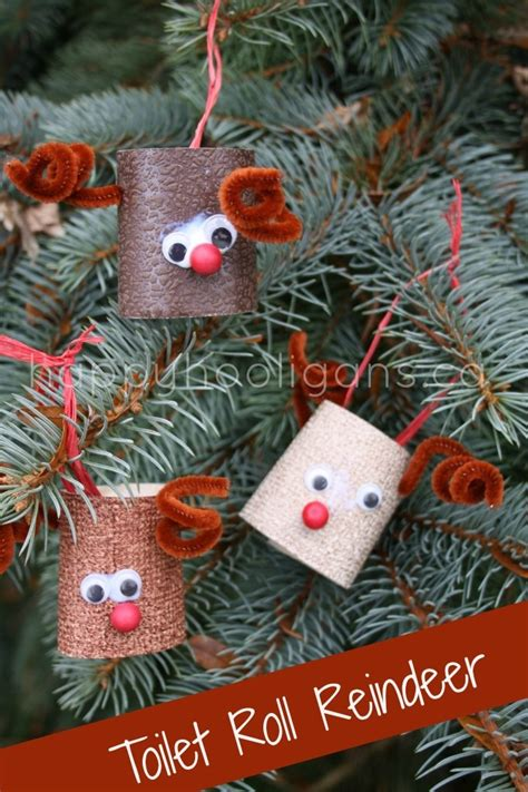 Top 6 Pinterest Recycled Christmas Crafts