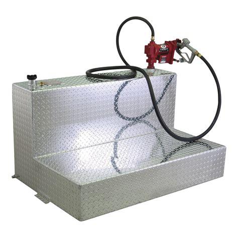 gastank für heizung rds aluminum transfer fuel tank 95 gallon l shaped plate model 70388 northern