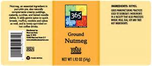 ... op Initiates Voluntary Recall Due to Possible Health Risk from Nutmeg Safety of Recalled Vaccines