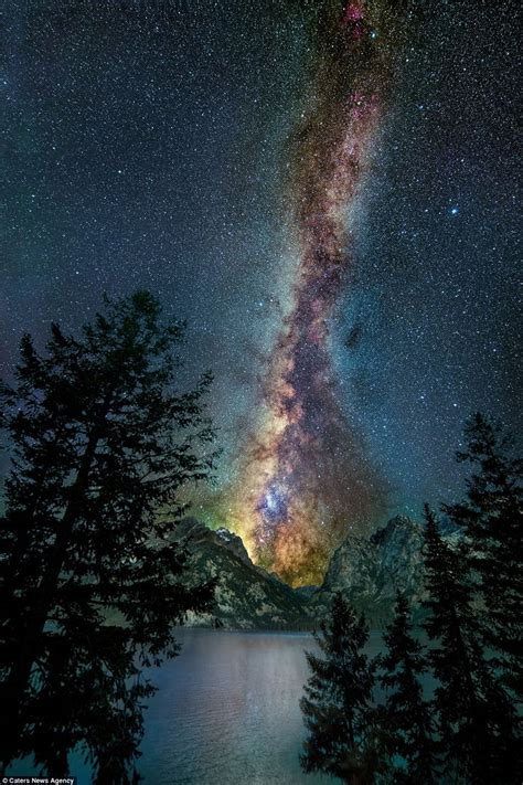 9 Best Milky Way Images On Pinterest Outer Space Night