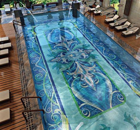 china swimming pool  blue pool tile china glass mosaic